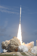 Ares 1 launch