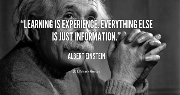 conversation matters how to learn from experience